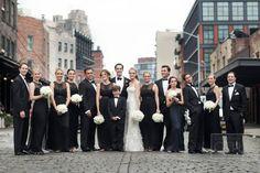 Saja Bridesmaids Dresses #sajawedding  (photograph by www.christianoth.com)