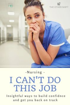 Are you a new graduate nurse? Have you just had your first few shifts and you've started feeling like a bad nurse? We're here to tell you that this can be normal for some people, but doesn't have to continue this way. This article will show any new nurse how to stop feeling like an idiot on the job and enjoy their new found profession Nursing Blogs, Nursing Student Tips, Nursing School Notes, Nursing Career, Travel Nursing, Nursing Memes, Nursing Students, Funny Nursing, Nursing Articles