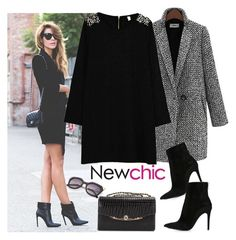 """""""Little Black Dress"""" by fashionqueengirl ❤ liked on Polyvore featuring Barbara Bui"""
