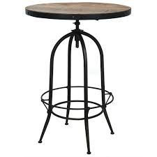 industrial style pub table - Google Search