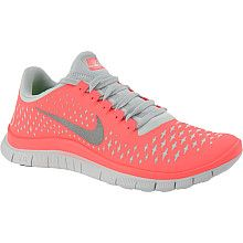 Saw these tennis shoes and fell in love with them! NIKE Women's Free 3.0 V4 Running Shoes