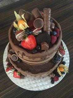 Cooking, Cakes, Deco, Food, Cold Desserts, Kitchen, Cake Makers, Kuchen, Essen