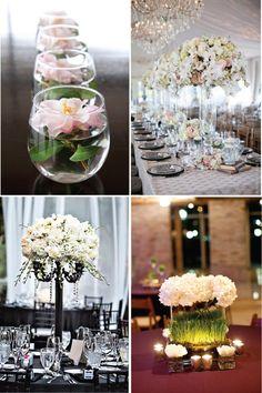 Flower Decor for Your Wedding | Fashion Wedding Dresses Blog