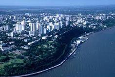 Maputo-the capital city of Mozambique.