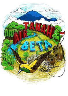 Tanah air beta fulcolor by aipirdoz on DeviantArt Dark Background Wallpaper, Galaxy Wallpaper, Dark Backgrounds, Indonesian Art, Art Pictures, Character Design, Kingsman, Deviantart, Homeland