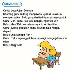 Bosan??  Yuk baca humor lucu dari Babylonish. Baby Jokes, Comics, Baby Memes, Comic Books, Comic Book, Comic, Cartoons, Jokes Kids, Comic Art