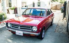 Datsun 1200 B110 1973 Nissan