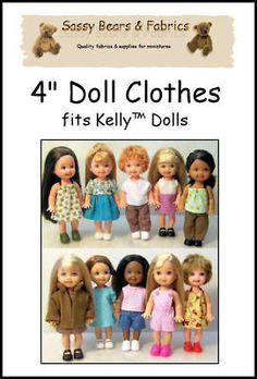 KELLY DOLL CLOTHES CROCHET PATTERN | Free Crochet Patterns