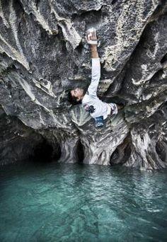 Deep Water Soloing anyone?