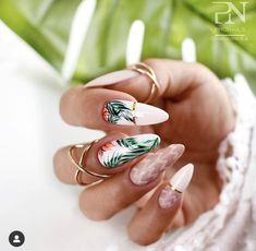 nails nails art nails ideas nails designs nails almond nails for this summer nails nails nails # fashion almond nails # super eye-catching nails design this summer Les Nails, Aycrlic Nails, Oval Nails, Bling Nails, Nail Manicure, Hair And Nails, Matte Nails, Summer Acrylic Nails, Cute Acrylic Nails