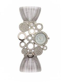 Almas Quartz Watch - 18k White Gold Plated @109 AED UAE | Souq.com