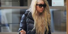 A screwed up! Amanda Bynes, caught stealing!