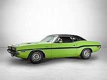 Dodge Challenger SE with R/T Specifications, Model Year 1970