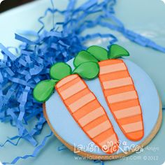 delightful cookies from Dream Day Cakes that coordinate with the easter collection from Lauren McKinsey!  http://tinyurl.com/87ogv9j