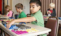 Kids' Robotics Day Camp - Robots-4-U | Groupon