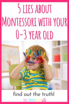 Montessori with your 0-3 year old is the most rewarding way to way to raise a child. I have seen it with my own eyes through raising my own children and working with thousands of other parents. #montessori Montessori Education, Montessori Classroom, Montessori Toddler, Montessori Activities, Infant Activities, Toddler Preschool, Montessori Practical Life, Education System, Parenting Styles