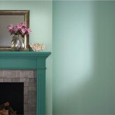 El color ideal para darle frescura a tu hogar.