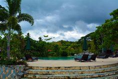 Swimming Pool. Loboc River Resort, Bohol ~ World Footpath