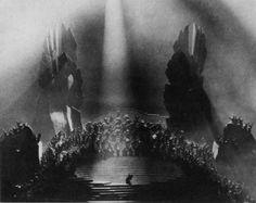 Norman Bel Geddes: Dante's Divine Comedy 1921