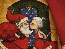 tessuti americani collezione Natale