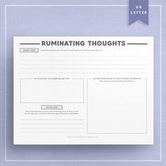 Behavioral Activation Psychotherapy Worksheet Template