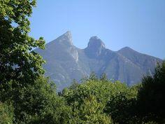 Cerro de la Silla Monterrey #monterrey #cerrodelasilla   Fuente: Google