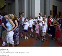 Thomas Struth - Photographs - Audiences
