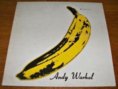 VELVET UNDERGROUND & NICO: s/t US stereo LP banana No torso LOU REED John Cale