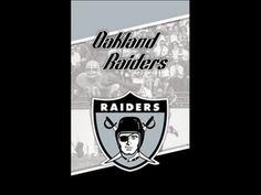Oakland Raiders VS Houston Oilers 1972 Part 1 of 2
