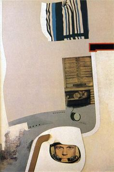 Richard Hamilton: Towards a Definitive Statement on the Coming Trends in Men's Wear and Accessories, 1963 Pop Uk, Richard Hamilton, Robert Rauschenberg, Collage Artists, Art Database, Cultura Pop, Public Art, Painting & Drawing, Pop Culture