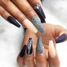 Winter nail colors are special just like the season itself. In order to keep up with winter trends and look at your best when the holidays come, we have created a nice gallery featuring nail designs that are going to be on the edge of popularity this winter. In case that sounds interesting to you – hop in! #winternails #winternailcolors #naildesigns