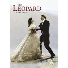 The Leopard [1963] [DVD]  Burt Lancaster & Alain Delon (Actors), Luchino Visconti (Director)
