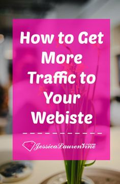 Find out how to get more traffic to your website using traffic tips that will help you get more email subscribers and sales. Inbound Marketing, Affiliate Marketing, Content Marketing, Internet Marketing, Social Media Marketing, Web Google, Seo For Beginners, Facebook Business, Local Seo