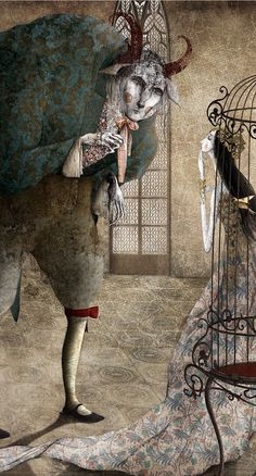 gabriel pacheco BEAUTY AND THE BEAST
