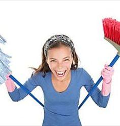 Hoe goed poetsen: lenteschoonmaak met extra tips