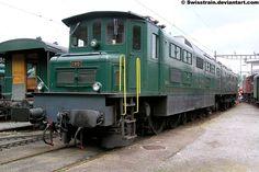 SBB Ae 8-14 11801 by SwissTrain on DeviantArt