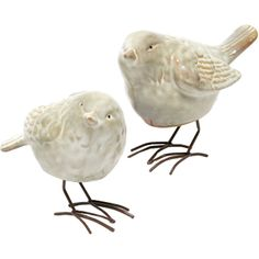 Saford Bird Decor Set