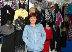 Our Friday story of a brave and determined mother comes from #Kyrgyzstan. In just a few short years, Tamara was abandoned by her husband, left jobless, and alone to support her young daughter. With the help several small loans and her own self dedication she opened her own clothing store and began a better life.  Happy Inetrnational #WomensDay! #IWD2014