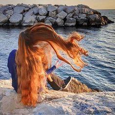 #sexyhair #longhair #verylonguhair #hairfashion #волосы #длинныеволосы…