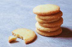 Lemon and Fleur de Sel Butter Cookies Recipe on Chocolate & Zucchini