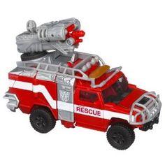 Transformers Dark of The Moon Mechtech Deluxe Class Specialist Ratchet Figure