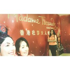 Madame Tussauds, Hong Kong 30 Aug 2013