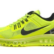 The Nike Air Max+ 2013 takes a much-loved running sneaker and adds stellar updates for a must-have model. The same classic features are all there: The full-length Max Air unit, the rubber outsole and plush Cushlon foam, but the use of the latest Nike technology gives these sneaks a smoother ride ...