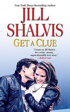 Get A Clue by Jill Shalvis, http://www.amazon.com/dp/B00WCY64P2/ref=cm_sw_r_pi_dp_j2ZDvb0QBN32P