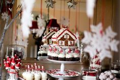 casita navidad