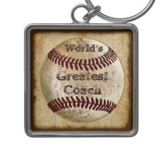"""Customizable Vintage Baseball Keychains. http://yoursportsgifts.com/CLICK-HERE-Vintage-Baseball-Gifts Personalized Keychain Styles from Under $5.00 to around $20.00 see """"Style Options"""" go choose Cheap Key Rings to Premium Baseball Keychains. Personalize the Baseball Coach Gift Ideas or keep it as you see it. http://yoursportsgifts.com/CLICK-HERE-Vintage-Baseball-Gifts or for a lot more Personalized Baseball Stuff: http://yoursportsgifts.com/CLICK-HERE-Personalized-Baseball-Stuff"""