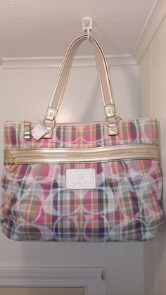 NWT Coach Tote Only $149.99!
