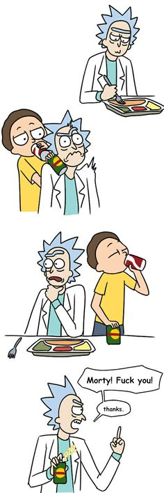 Rick And Morty Quotes, Rick And Morty Poster, Wolf Comics, Rick And Morty Characters, Rick I Morty, Hazbin Hotel Angel Dust, Ricky Martin, Comedy Show, Cartoon Wallpaper