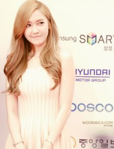 SNSD Jessica - Pretty hair color, more cool tones than my hair now