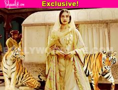 Revealed: Deepika Padukone's date with Tigers on the sets of Bajirao Mastani! #DeepikaPadukone   #BajiraoMastani!